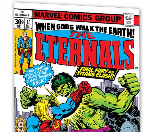 ETERNALS BY JACK KIRBY BOOK 2 #0