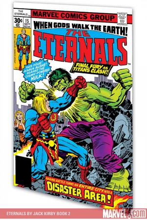 Eternals by Jack Kirby Book 2 (Trade Paperback)