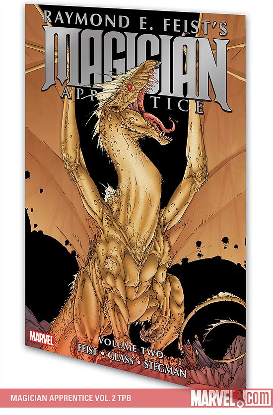 Magician Apprentice Vol. 2 (Trade Paperback)