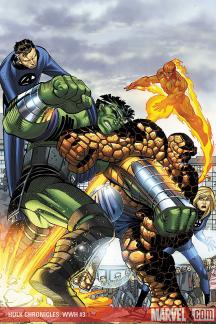 Hulk Chronicles: Wwh #3