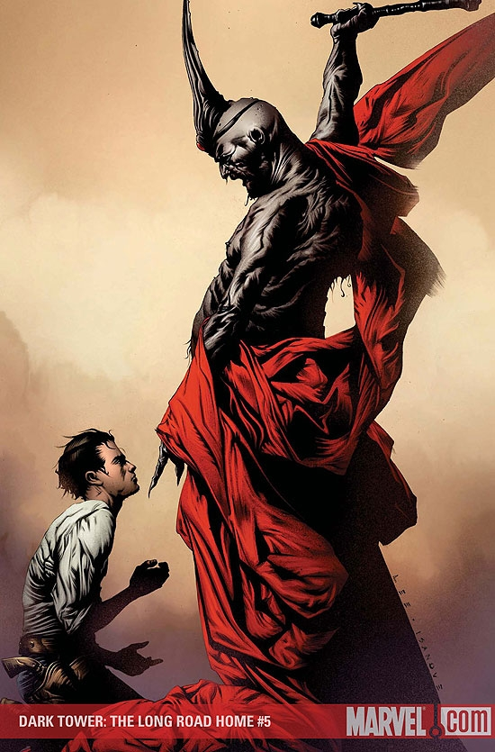 Dark Tower: The Long Road Home (2008) #5