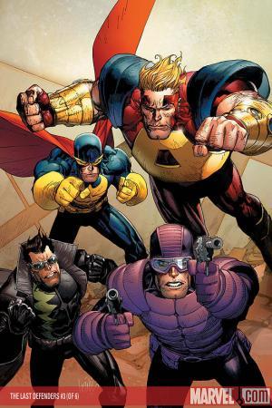 The Last Defenders #3