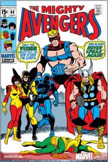 Avengers (1963) #68