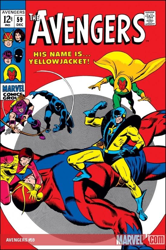Avengers (1963) #59