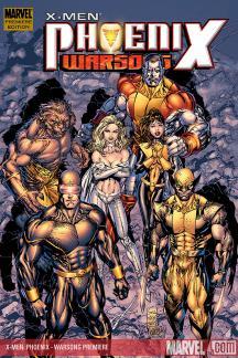 X-Men: Phoenix - Warsong Premiere (Hardcover)