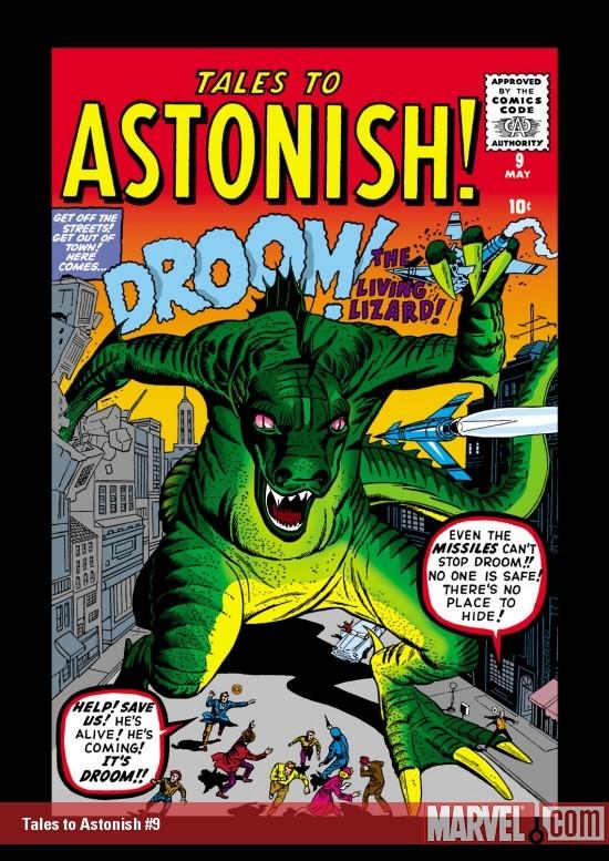 Tales to Astonish (1959) #9