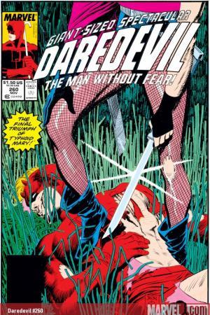 Daredevil (1964) #260