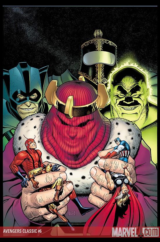 Avengers Classic (2007) #6