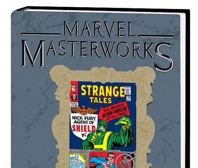 MARVEL MASTERWORKS: NICK FURY, AGENT OF S.H.I.E.L.D. VOL. 1 HC #0