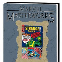 MARVEL MASTERWORKS: NICK FURY, AGENT OF S.H.I.E.L.D. VOL. 1 HC #0
