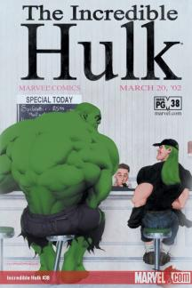 Incredible Hulk #38