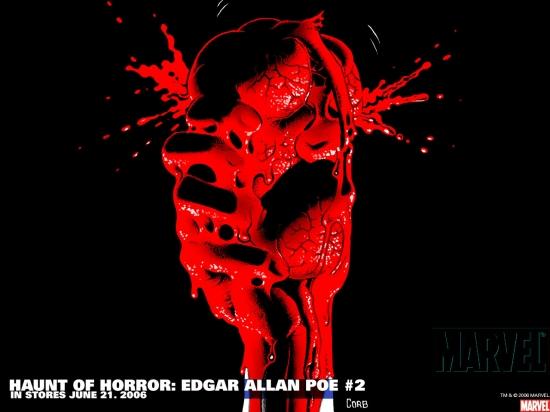Haunt of Horror: Edgar Allan Poe (2006) #2 Wallpaper