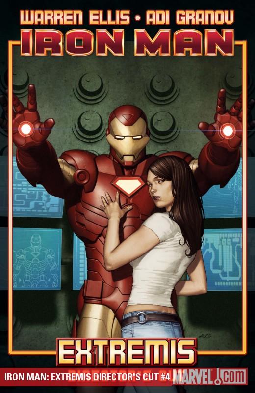 Iron Man: Extremis Director's Cut (2010) #5