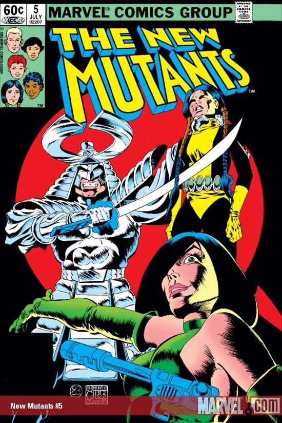 New Mutants (1983) #5