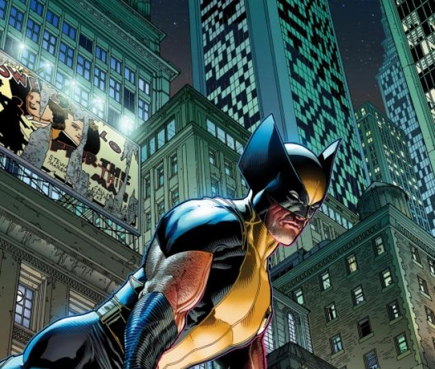 WOLVERINE #1 (2010) variant cover by Steve McNiven