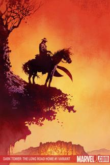 Dark Tower: The Long Road Home (2008) #1 (VARIANT)