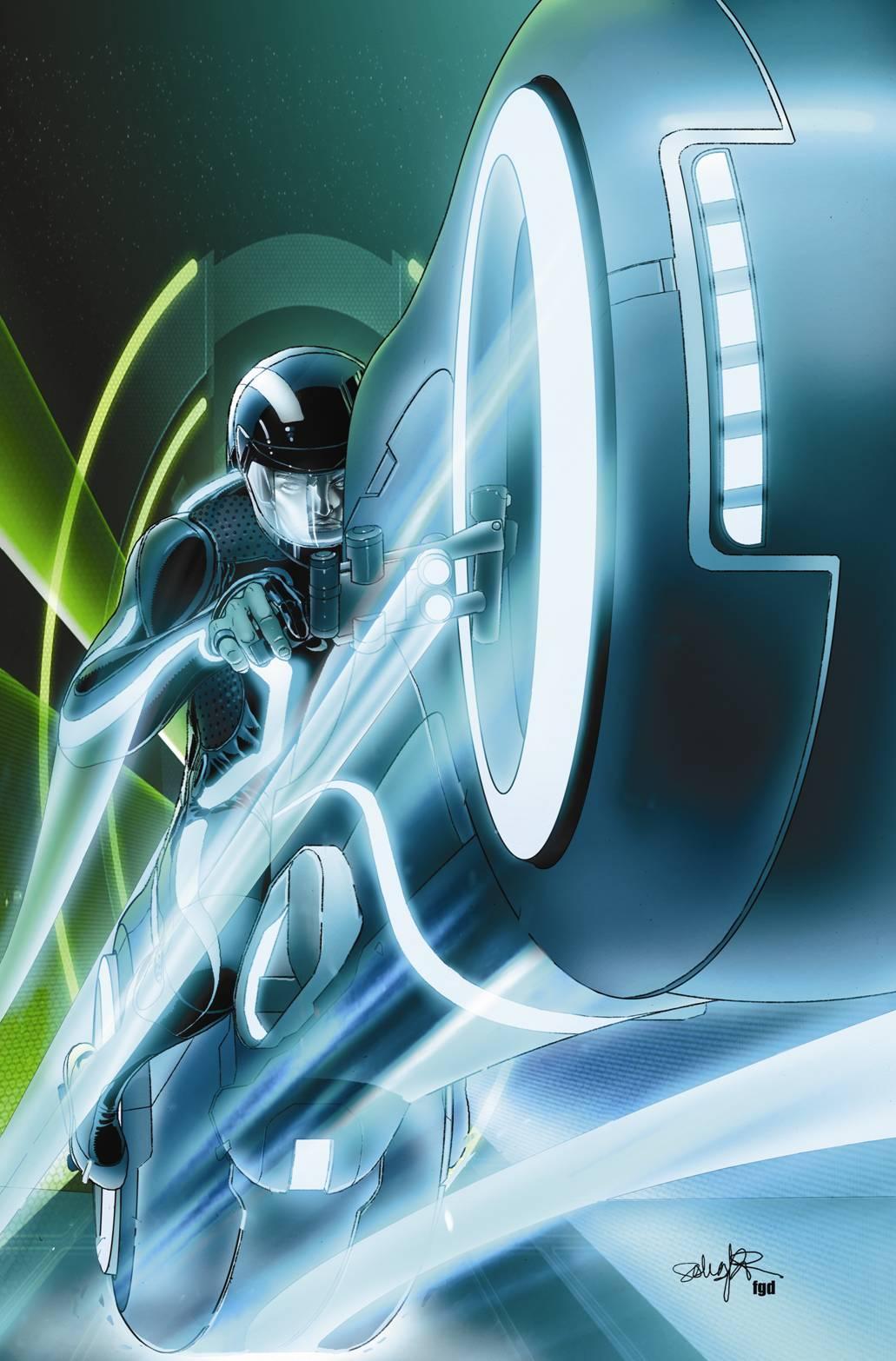Tron: Betrayal (2010) #2