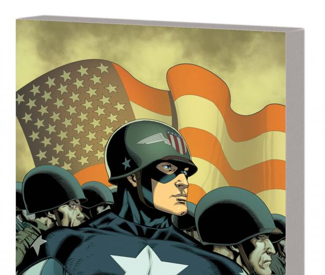 Captain America: The Fighting Avenger  a  #1