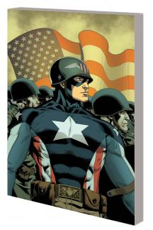 Captain America: The Fighting Avenger (Graphic Novel)