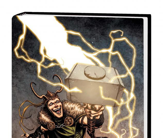 Thor: The Trials of Loki (2011) #1