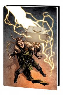 Thor: The Trials of Loki (Hardcover)