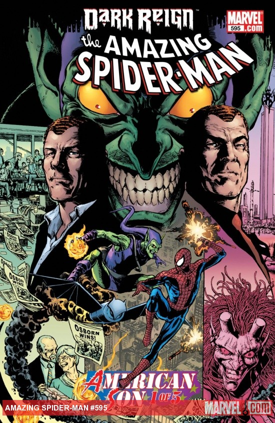Amazing Spider-Man (1999) #595