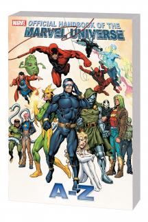Official Handbook of the Marvel Universe a to Z Vol. 3 (Trade Paperback)