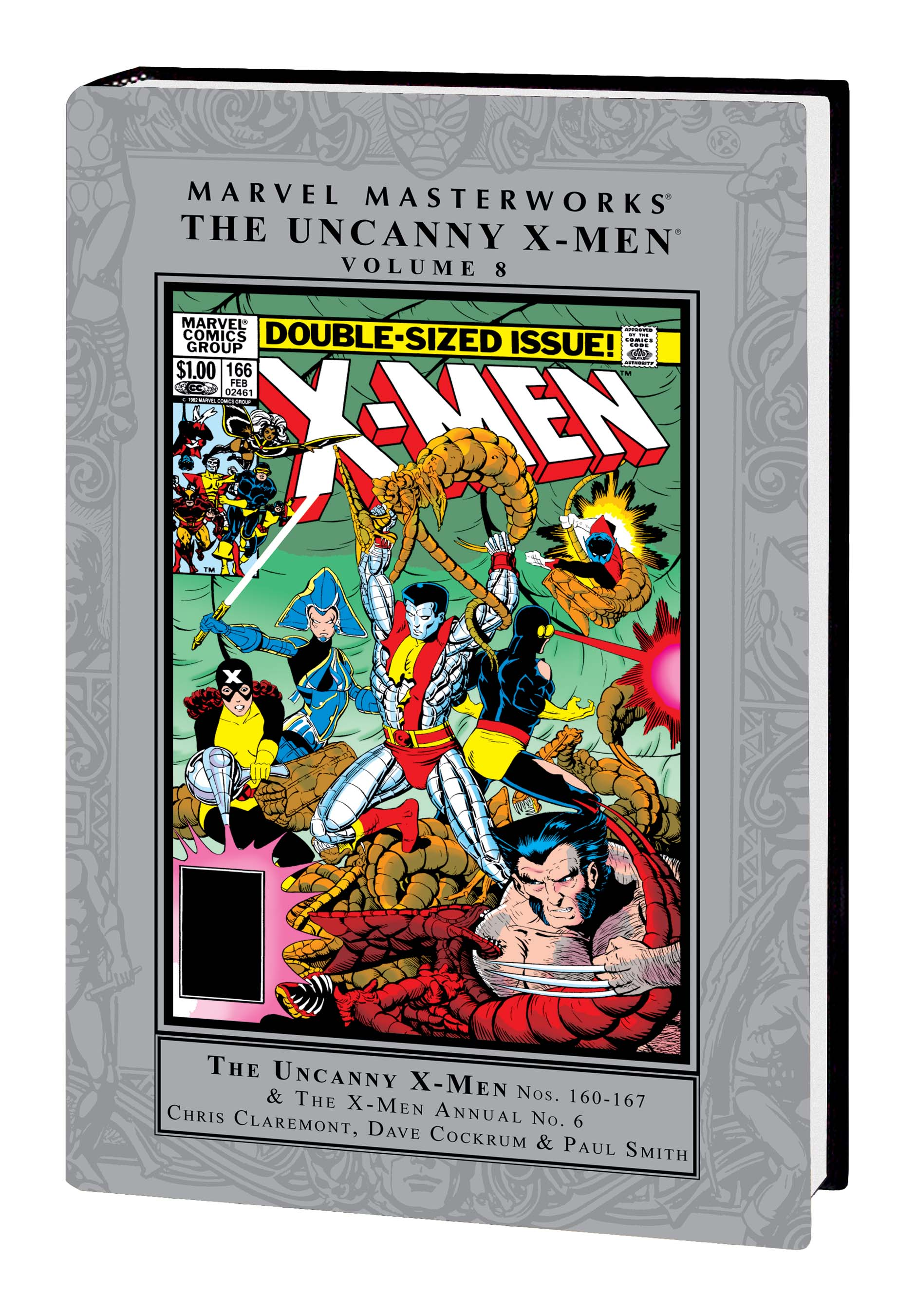 MARVEL MASTERWORKS: THE UNCANNY X-MEN VOL. 8 HC (Hardcover)