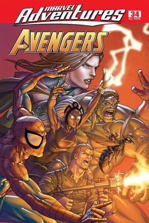 Marvel Adventures the Avengers (2006) #34