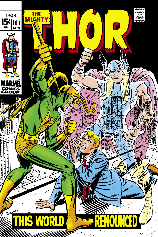 Thor (1966) #167
