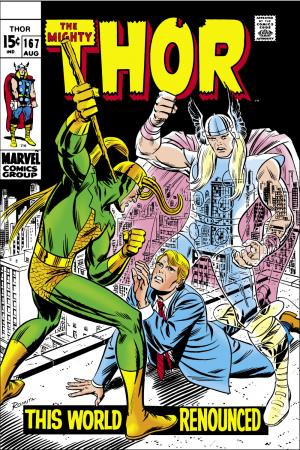 Thor #167