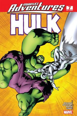 Marvel Adventures Hulk (2007) #7