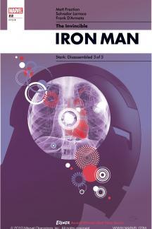 Invincible Iron Man (2008) #22