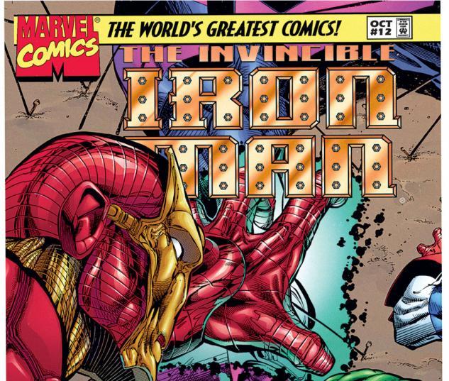 Iron Man (1996) #12