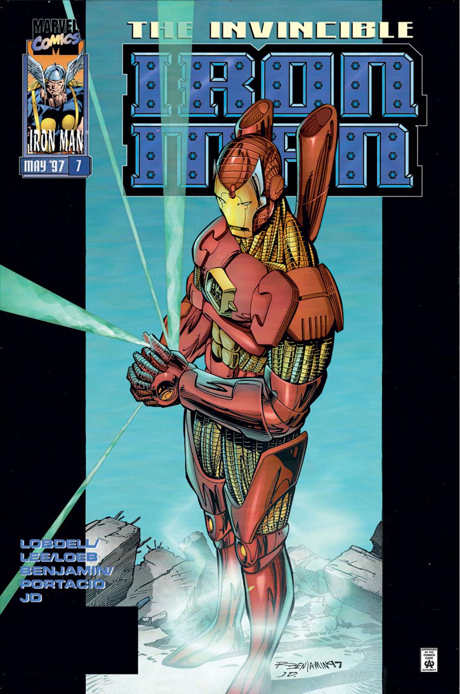 Iron Man (1996) #7