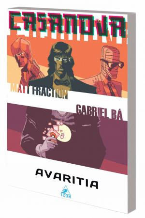 CASANOVA: AVARITIA TPB (Trade Paperback)