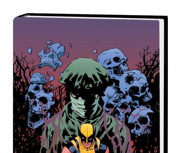 Wolverine: Rot Premiere HC