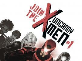 Uncanny X-Men (2013) #1 cover by Chris Bachalo