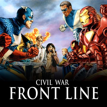 Civil War Front Line