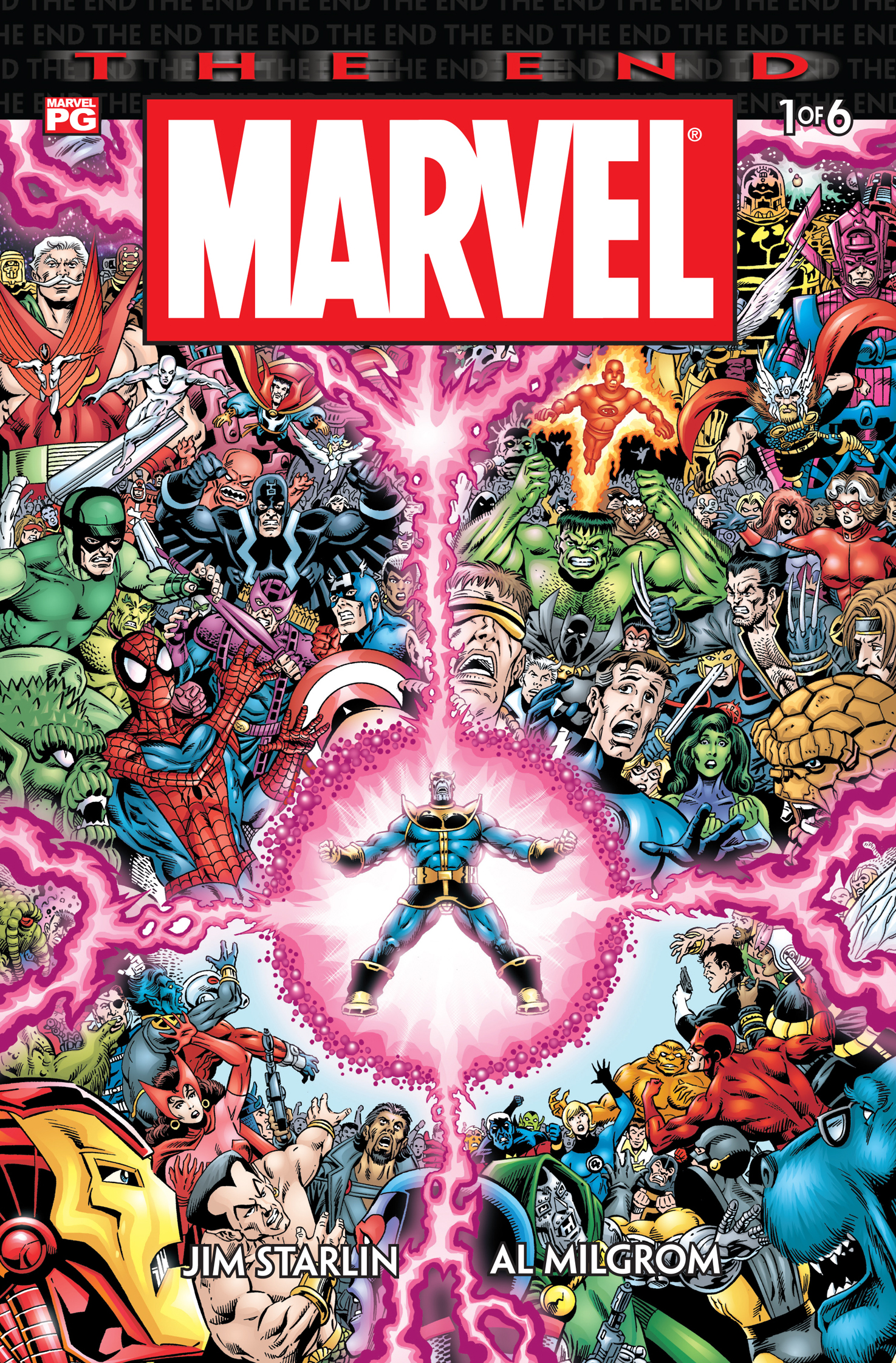 Marvel Universe: The End (2003) #1