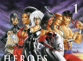 Heroes for Hire (2006) #1