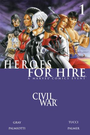Heroes for Hire #1