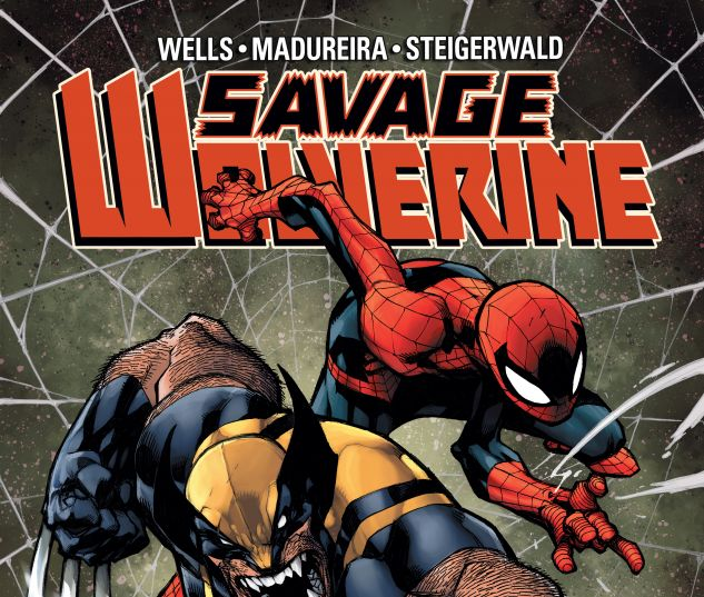 SAVAGE WOLVERINE 6 (NOW, WITH DIGITAL CODE)