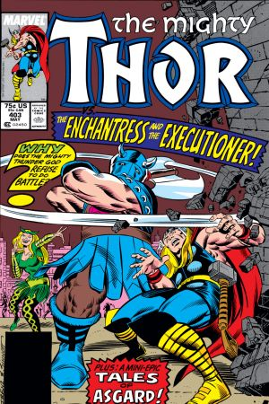 Thor (1966) #403