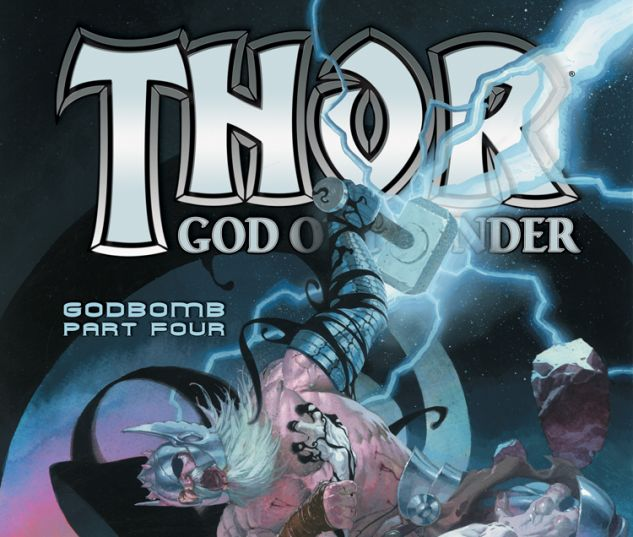 THOR: GOD OF THUNDER 10 (NOW, WITH DIGITAL CODE)