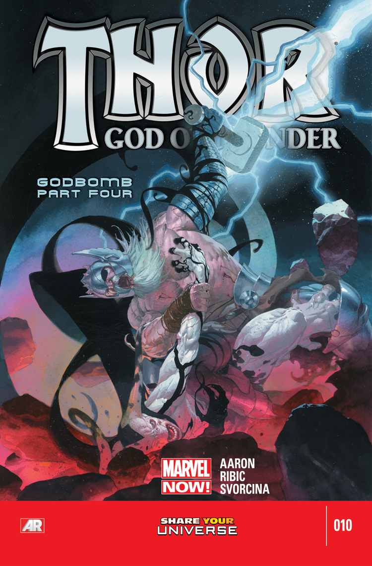 Thor: God of Thunder (2012) #10