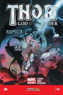 Thor: God of Thunder (2012) #10