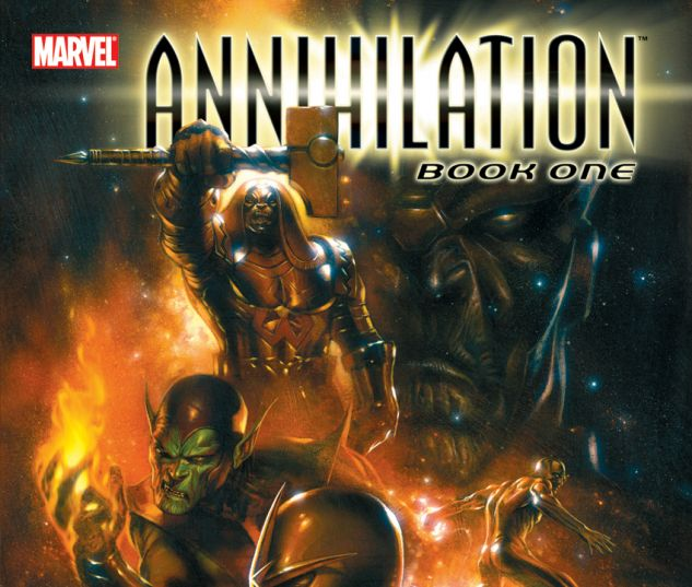 Annihilation Book 1 (2007) HC