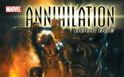 Annihilation Book 1 (2007) HC