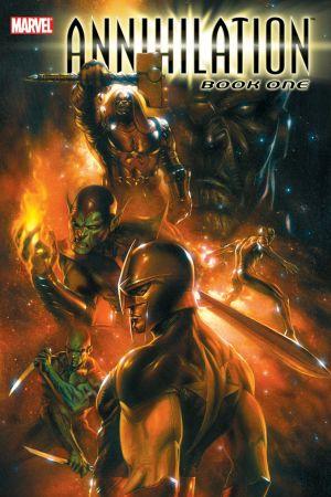 Annihilation Book 1 (Hardcover)